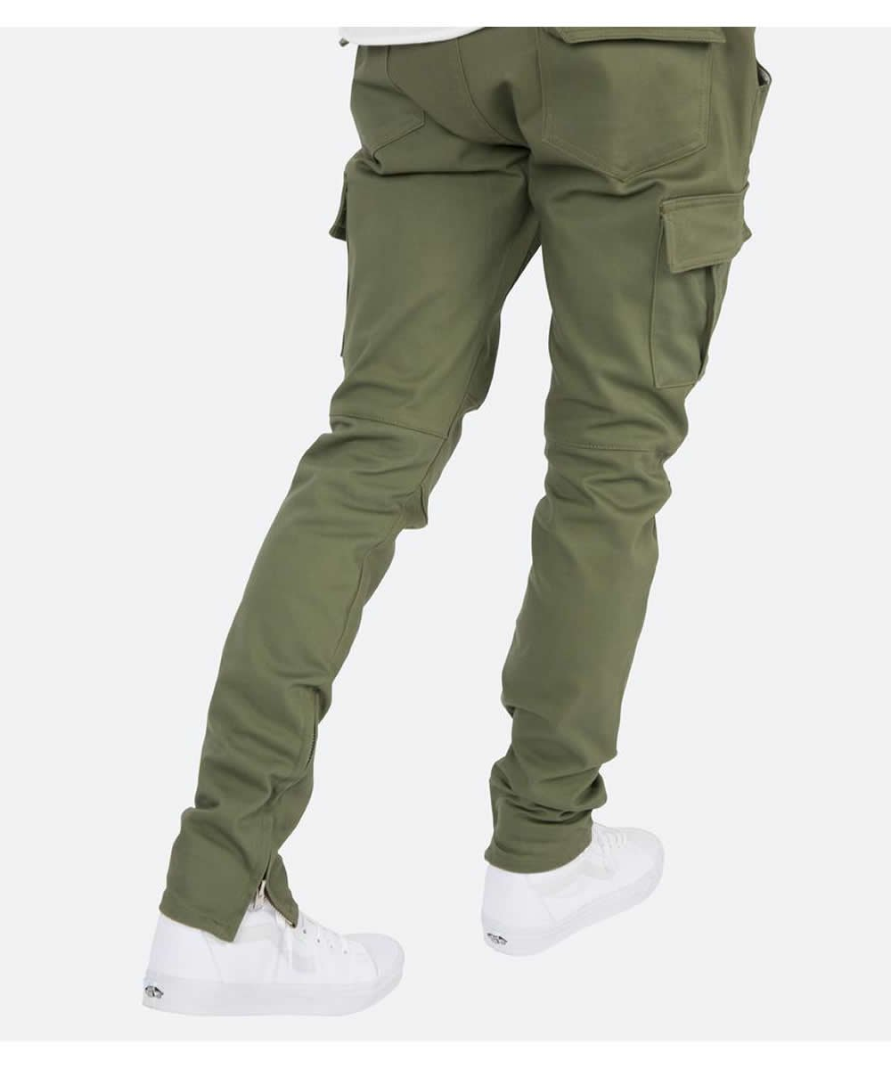 CARGO DRAWCORD PANTS / 6 Colors [18ML-AW301P]