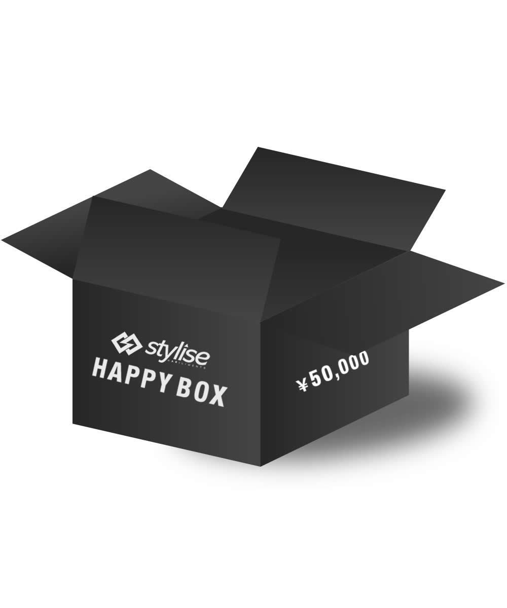 《先行予約受付中》STYLISE HAPPY BOX
