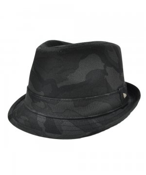 [OUTLET] EK by NEW ERA The Trilby カモ / ウッドランドカモブラック [E0000264]