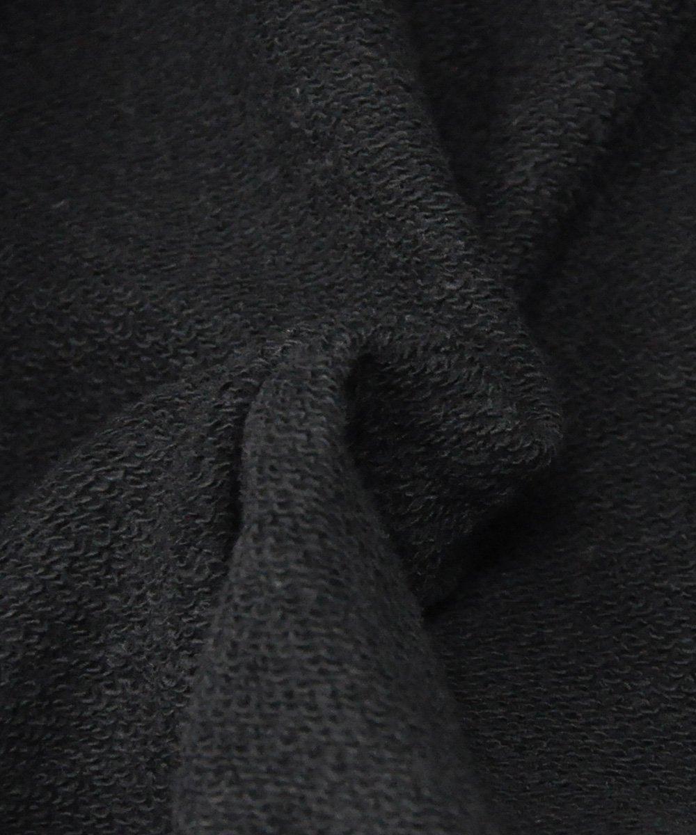 PULLOVER HOODED / ブラック [FM9589]