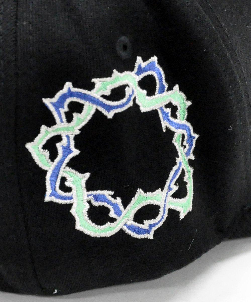 TRIBAL TT LOGO CAP / ブラック [TT19SS-CAP002]