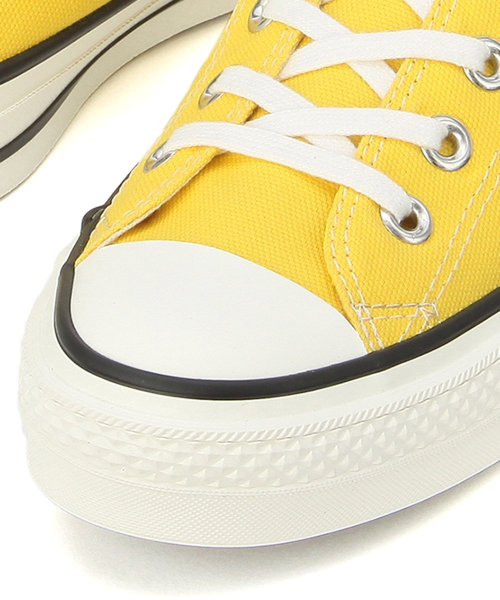 CANVAS ALL STAR J OX / イエロー [32169373215]