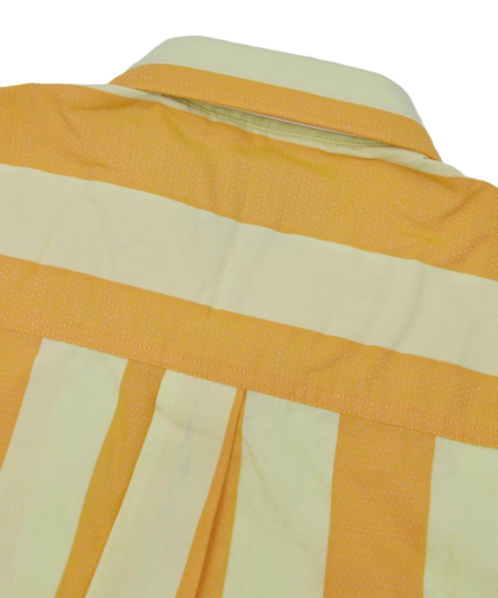 Summer Stripe Shirt / イエロー [292-72412]