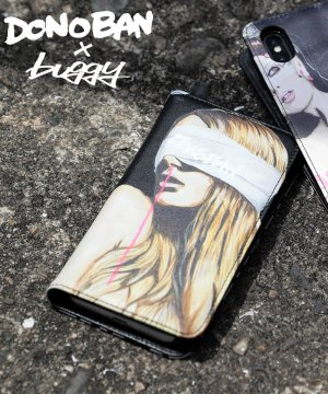 Blindness iPhoneケース DONOBAN×buggyコラボ