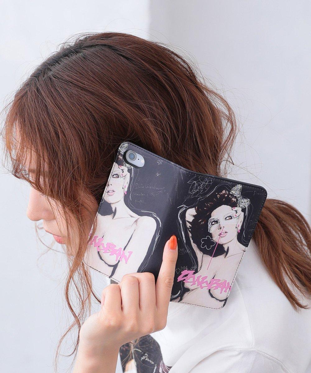 Temptation iPhoneケース DONOBAN×buggyコラボ