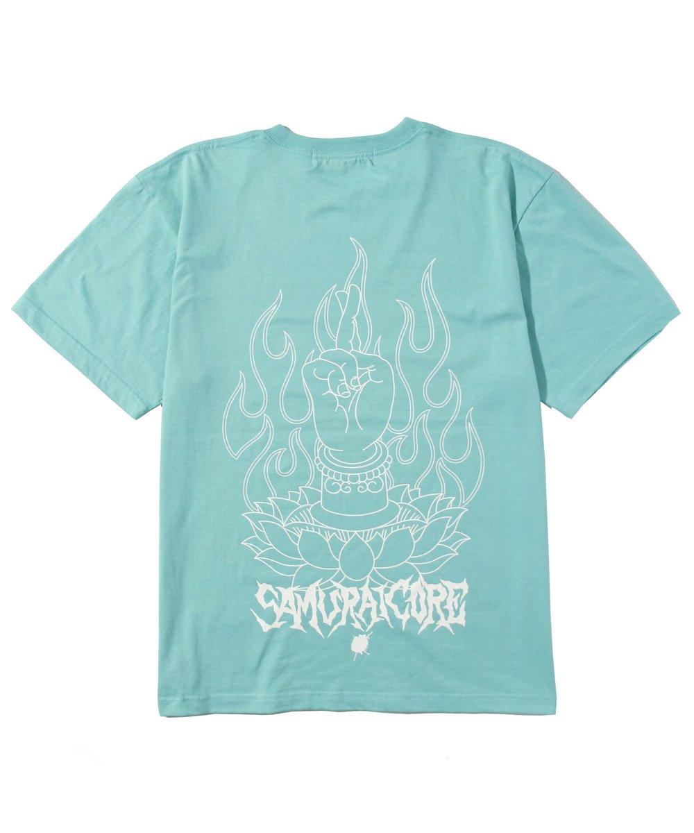 FIRE TEE / グリーン [SR-TE-06-A]