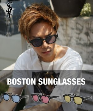 <img class='new_mark_img1' src='https://img.shop-pro.jp/img/new/icons5.gif' style='border:none;display:inline;margin:0px;padding:0px;width:auto;' />BOSTON SUNGLASSES / 3COLOR