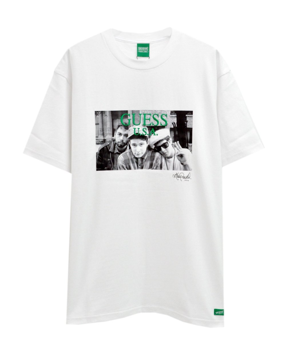 BEASTIE BOYS PHOTO 2 SS TEE / ホワイト [MJ3K8965RP]