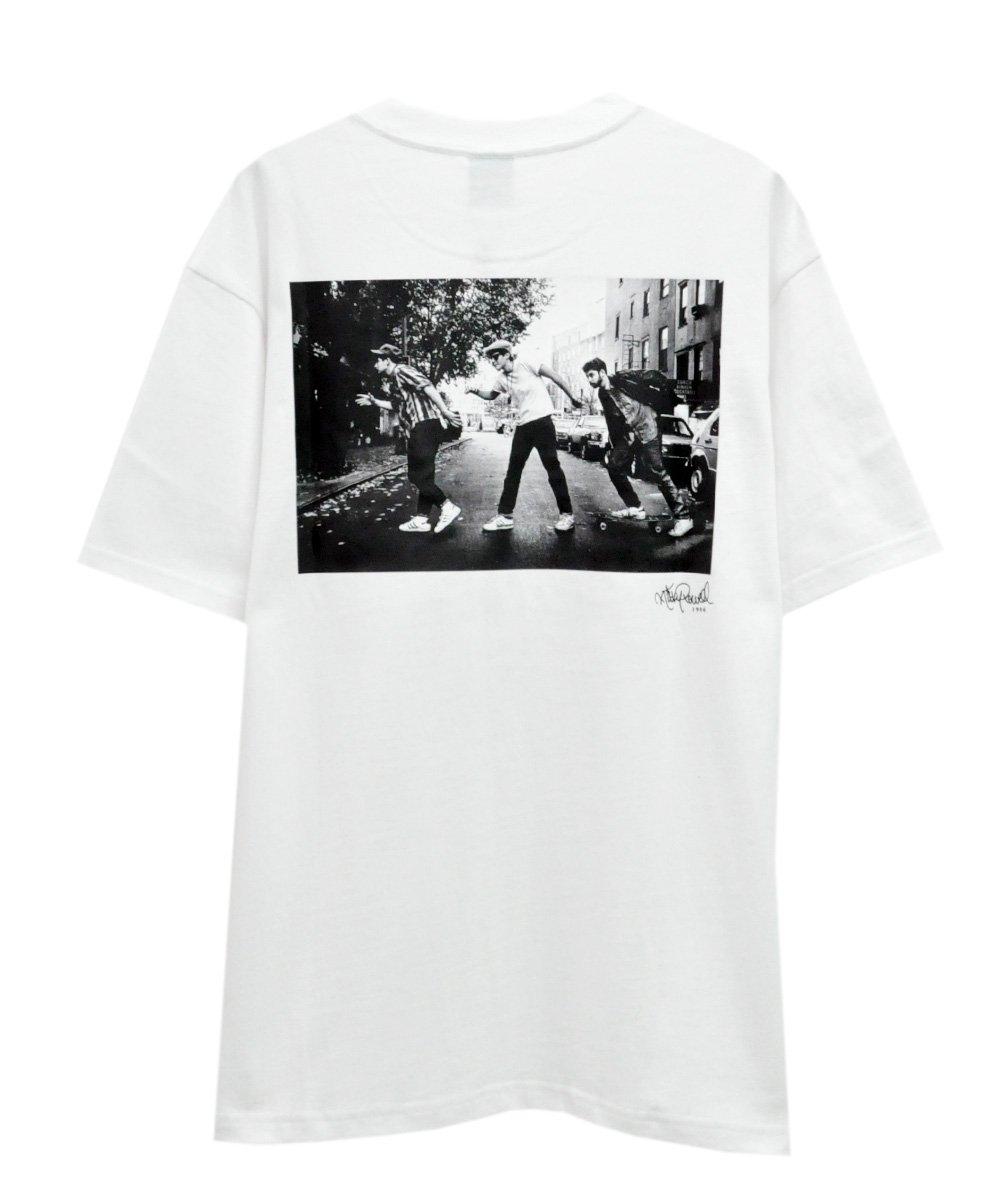 BEASTIE BOYS PHOTO 3 SS TEE / ホワイト [MJ3K8970RP]