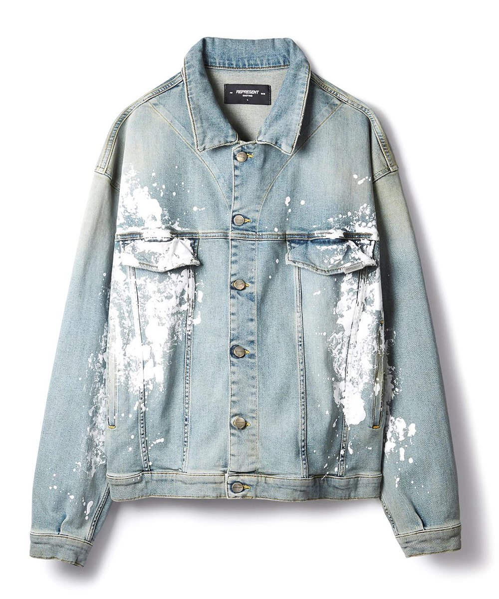 DENIM JACKET / ペインター [M07020]