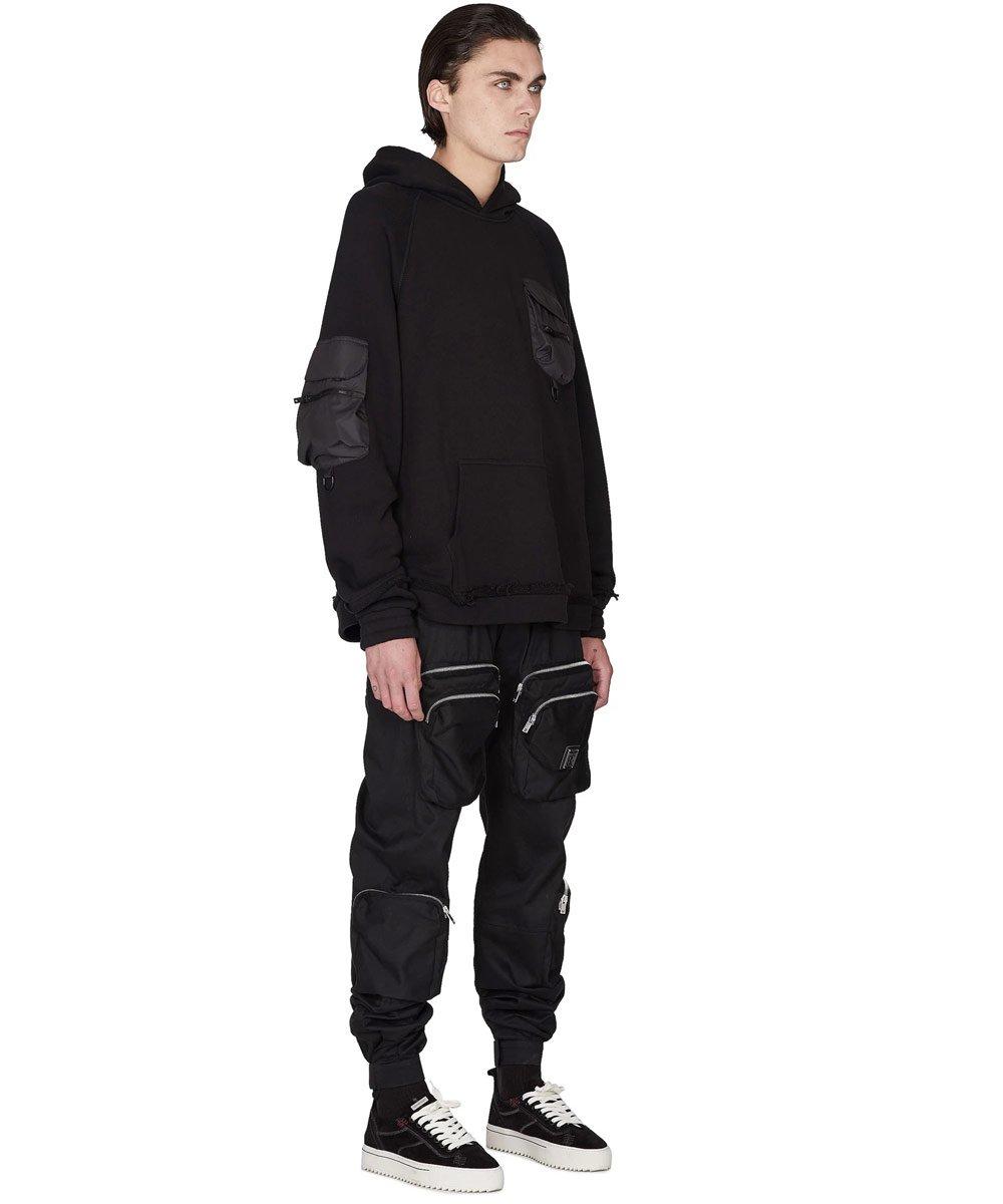 CARGO PANT / ブラック [M08020]
