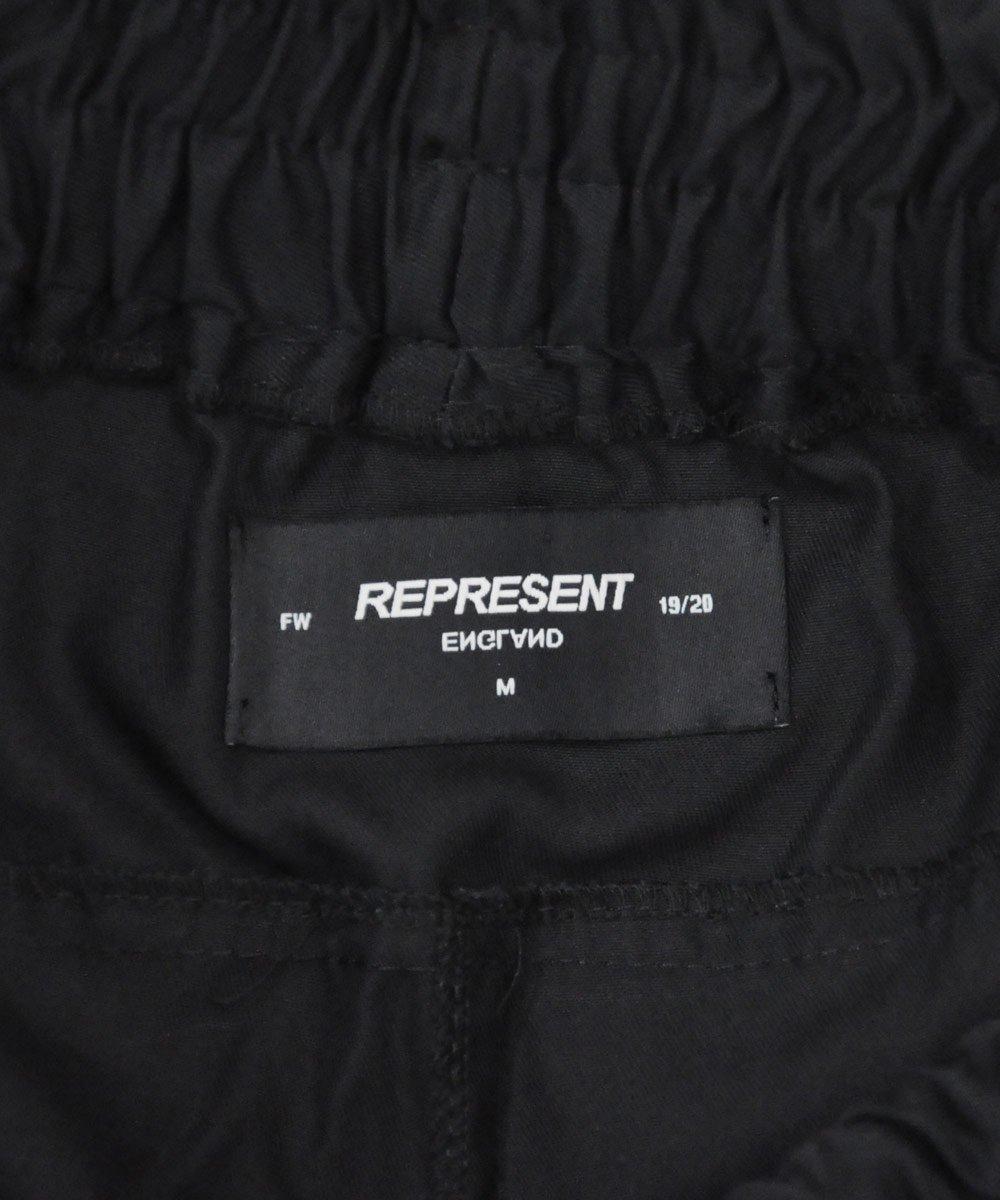 WINTER TRACK PANT V2 / ブラック [M08032]