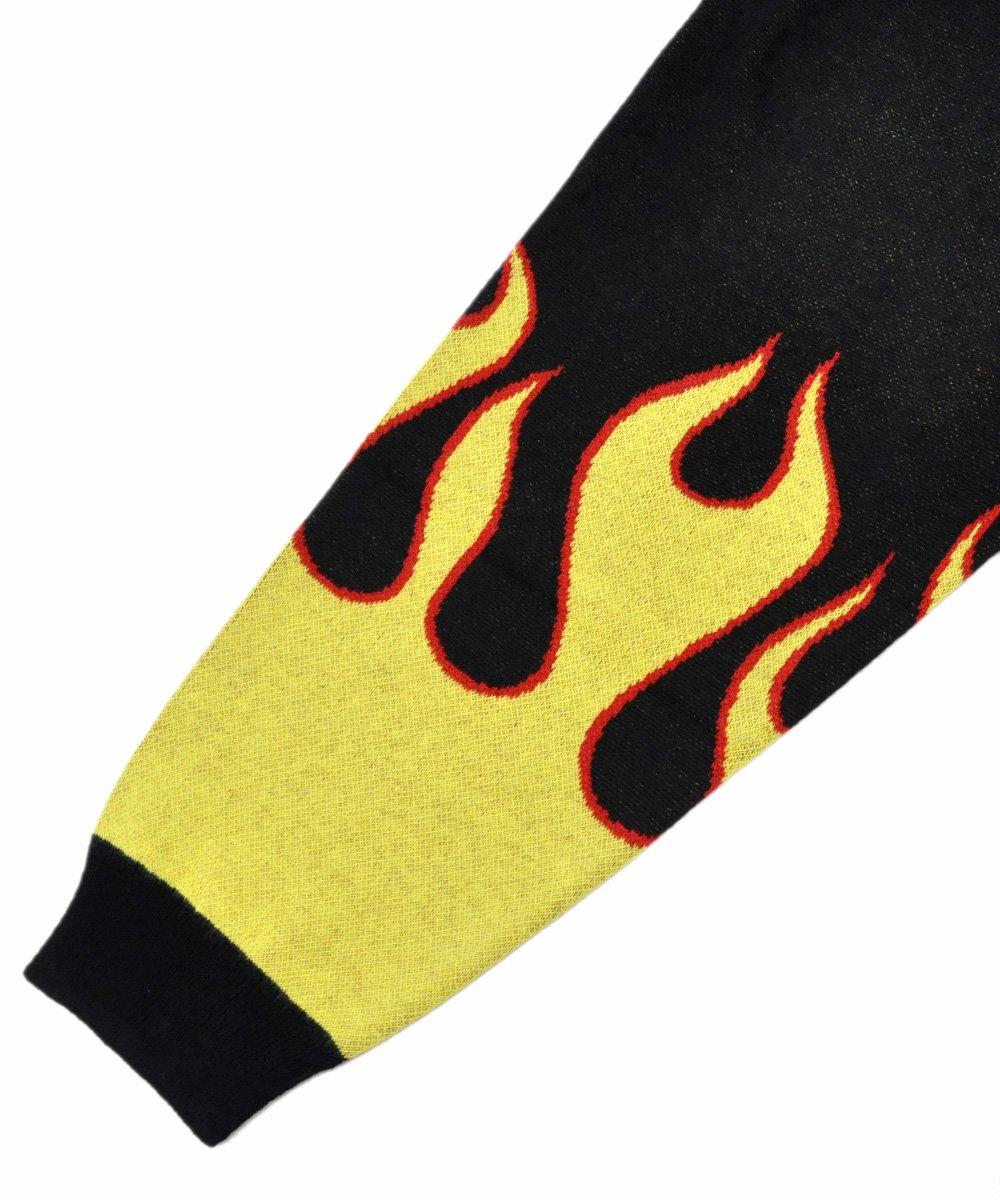 SKO FIRE KNIT / レッド [90864456]