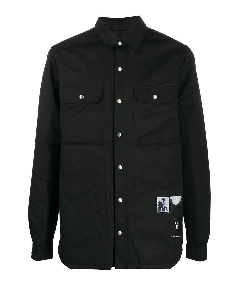OUTERSHIRT / ブラック [DU19F6753 MUEH3]