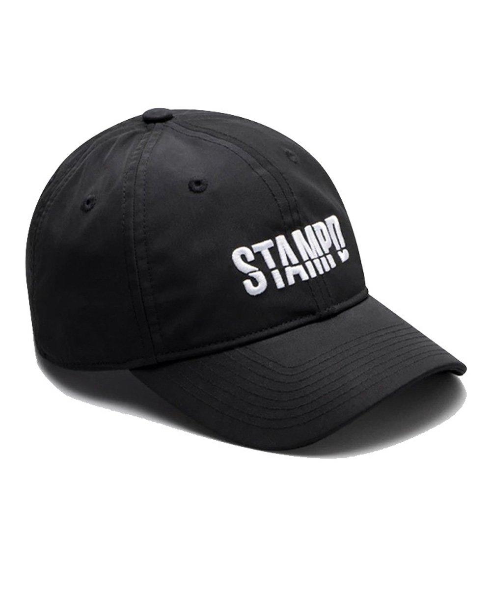 SPLIT LOGO CAP / ブラック [SLA-M2088HT]