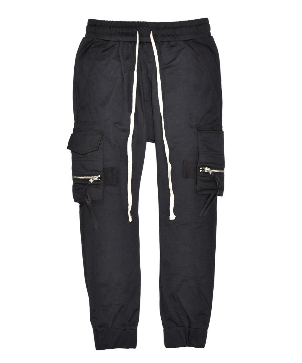 TACTICAL PANTS / ブラック