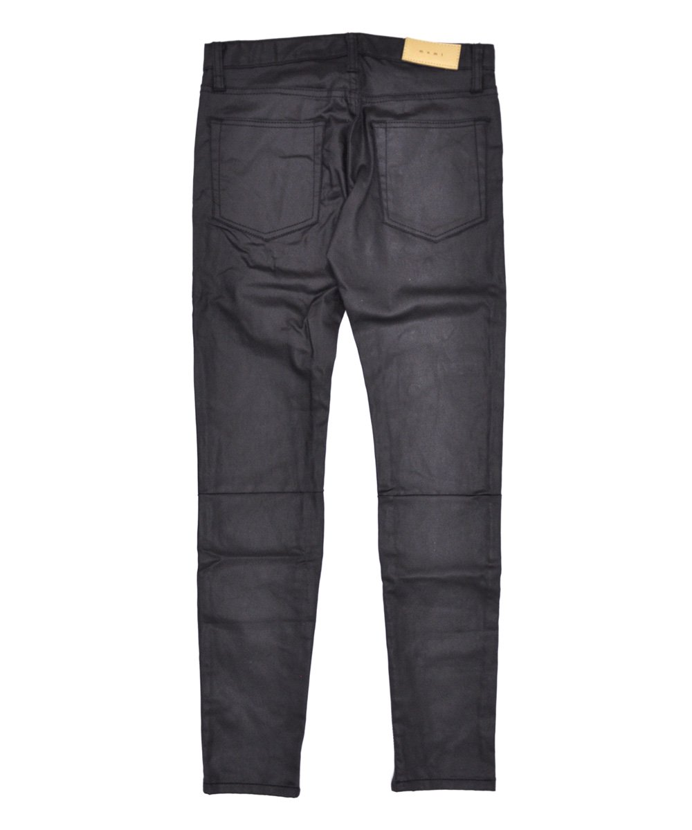 M11 STRETCH DENIM BLACK / ブラック