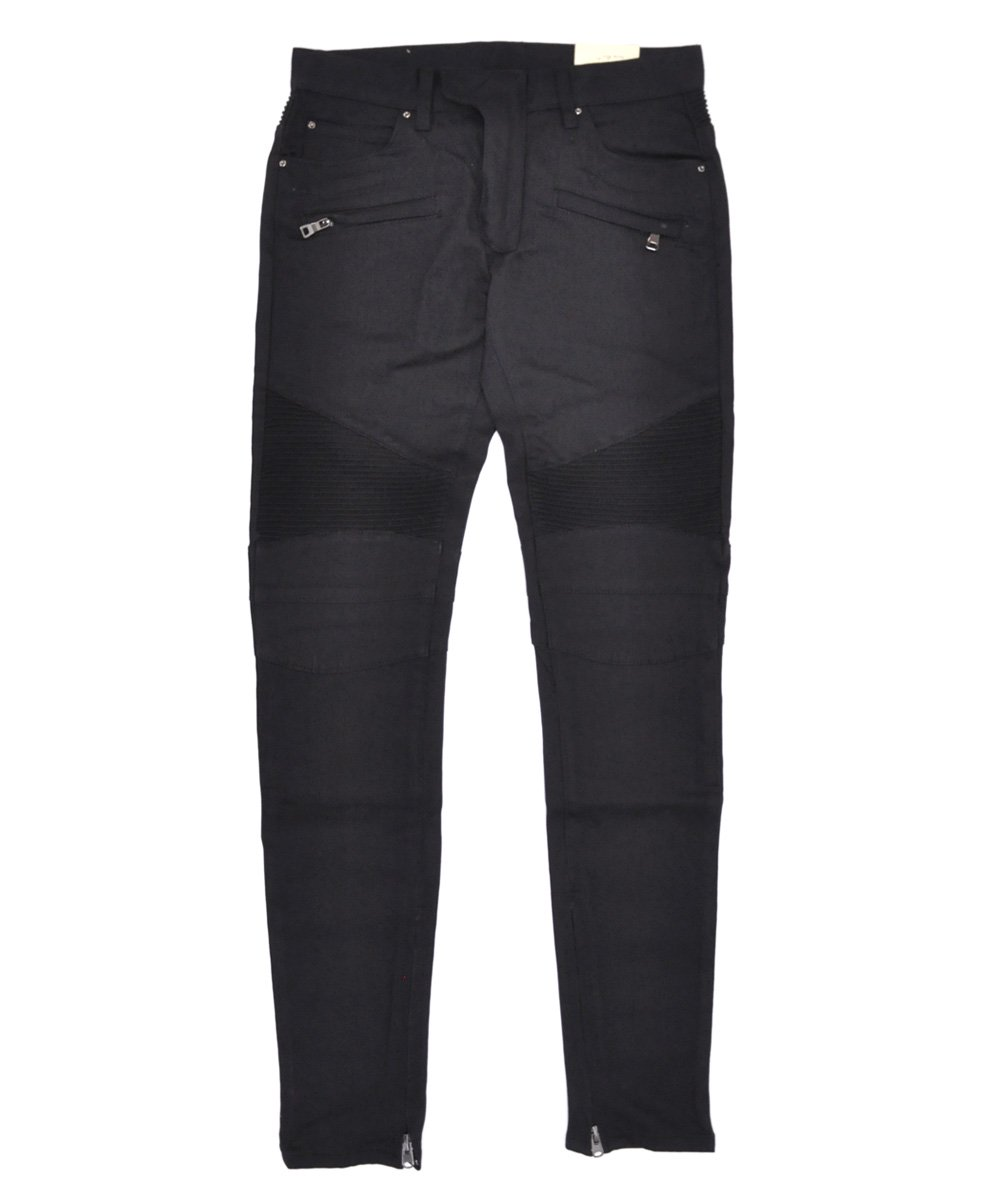 M14 STRETCH DENIM MATTE BLACK / ブラック
