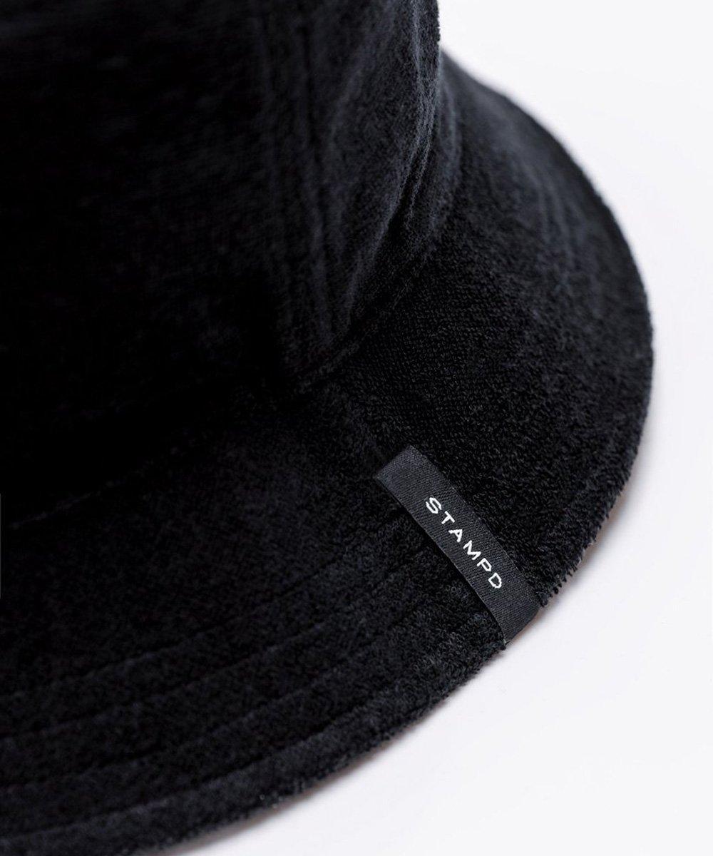 REVERSIBLE CAMO BUCKET HAT / カモ×ブラック [SLA-M2086HT]