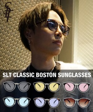 SLT CLASSIC BOSTON SUNGLASSES / 6カラー