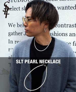 SLT PEARL NECKLACE / パール