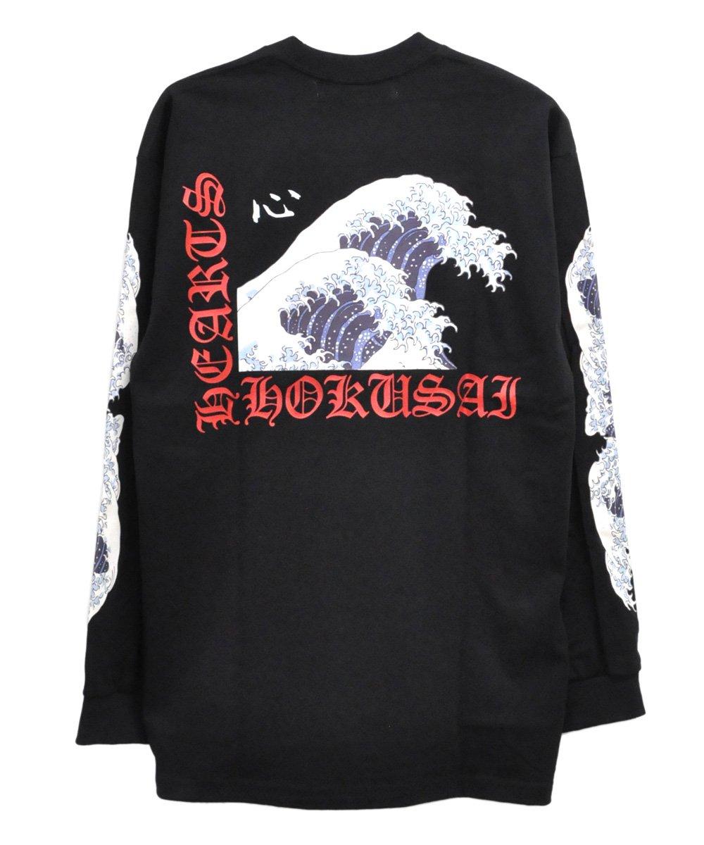 HOKUSAI HEARTS LT / ブラック