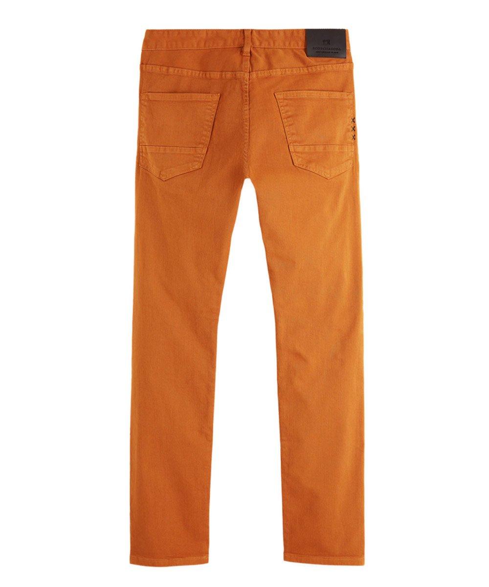 Ralston - Garment Dyed Jeans Regular slim fit / キャメル [282-15515-I]