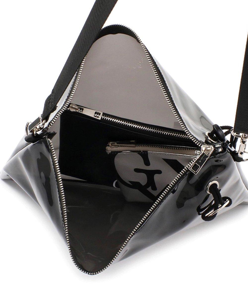 3P SHOULDER BAG / ブラック [GA-A10-953-2-02]