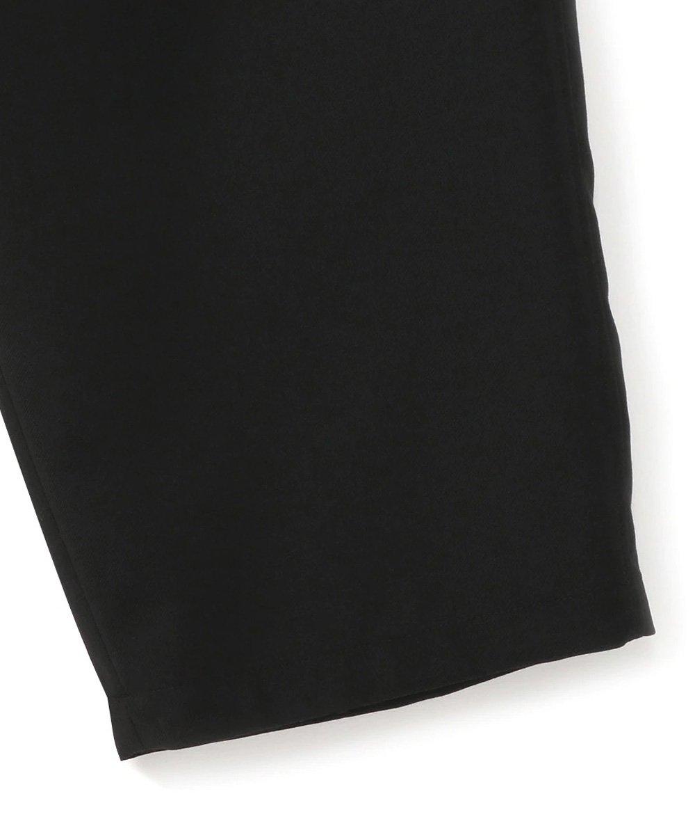 WAIST STRINGS PANTS / ブラック [GA-P12-100-1-03]