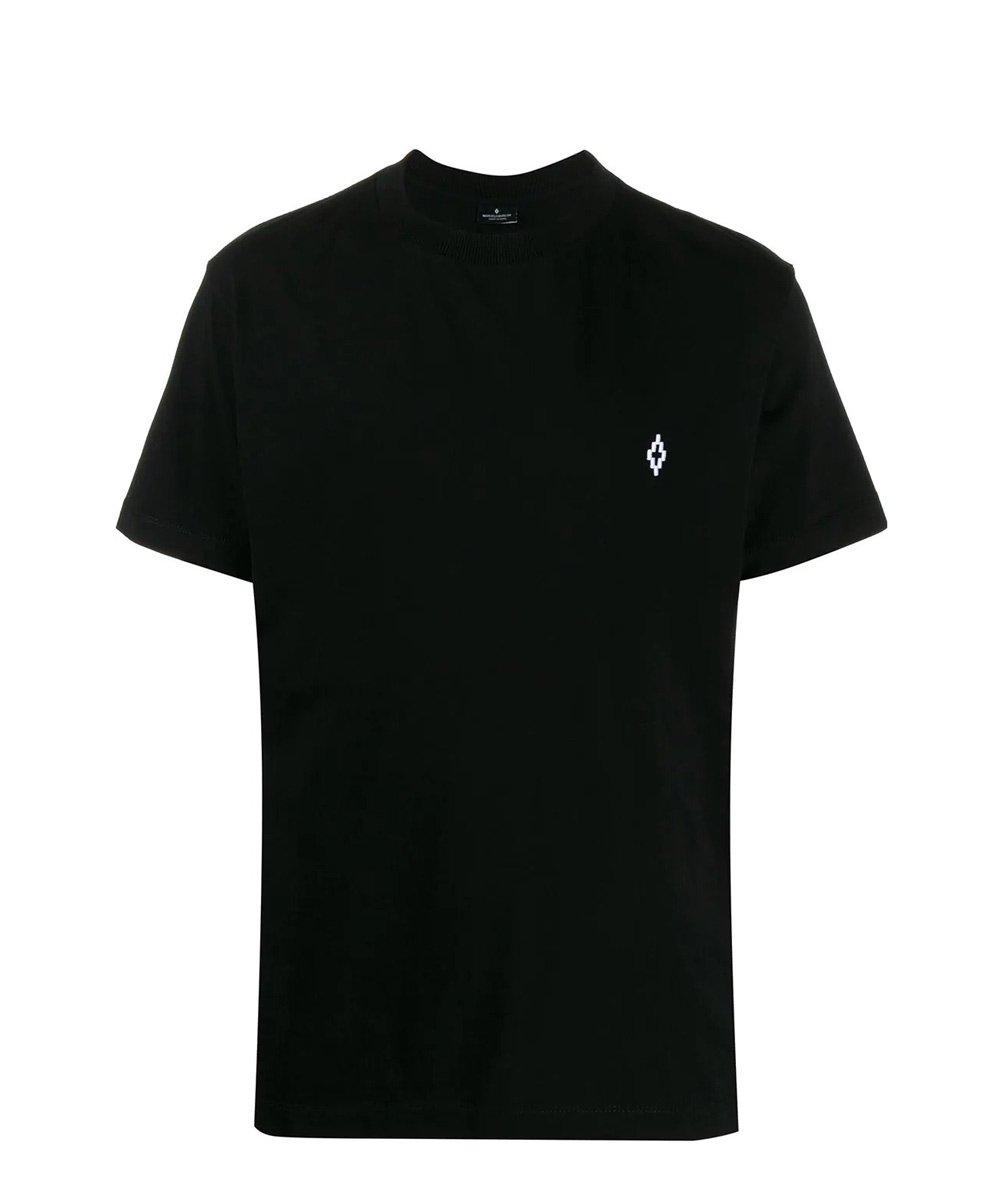 LOGO T-SHIRT / ブラック×ホワイト [CMAA018R20JER0111001]
