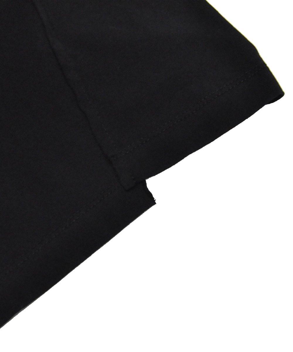 CROSS WIREFRAME OVER T-SHIRT / ブラック [CMAA072R20JER0011010]