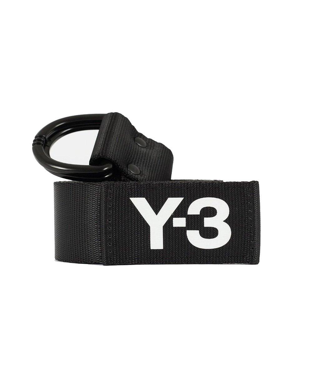 Y-3 LOGO BELT / ブラック [FQ6988]