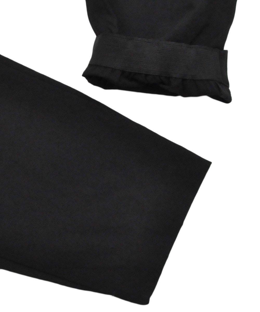 Refined Nylonpants / ブラック [282-13504]