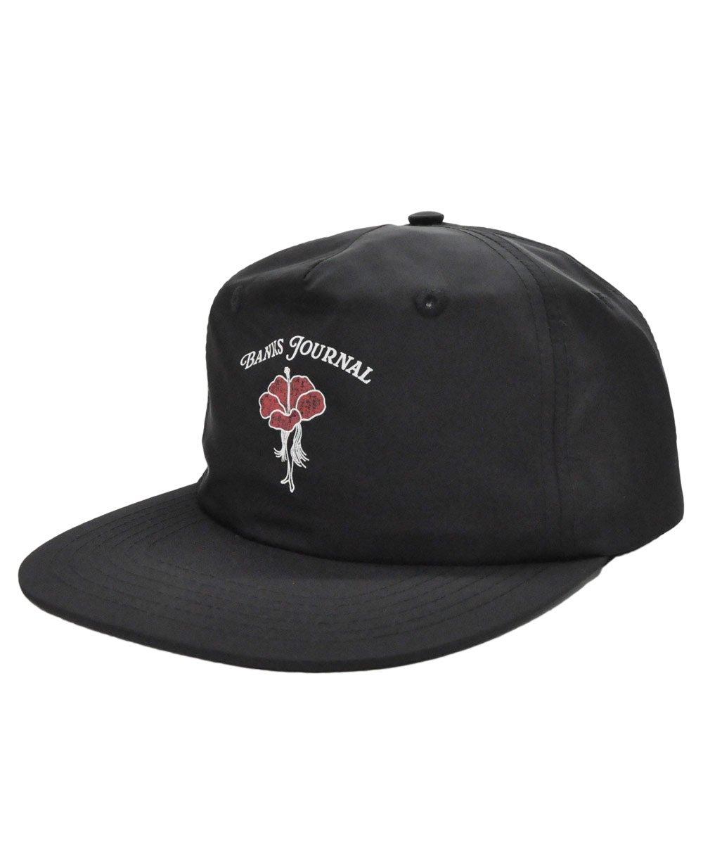 WILLOW HAT / ダーティブラック [HA0116]