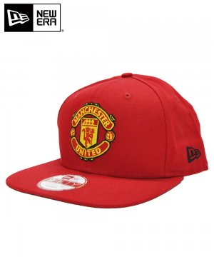 [OUTLET] 9FIFTY マンチェスター・ユナイテッドFC / レッド [11237101]