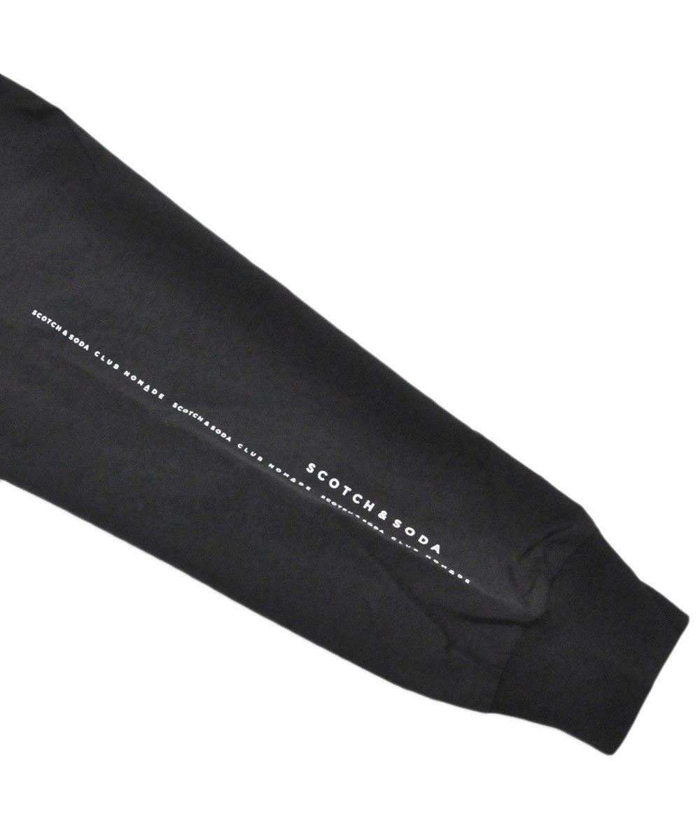 Sports Nylon Jacket / ブラック [282-13822]