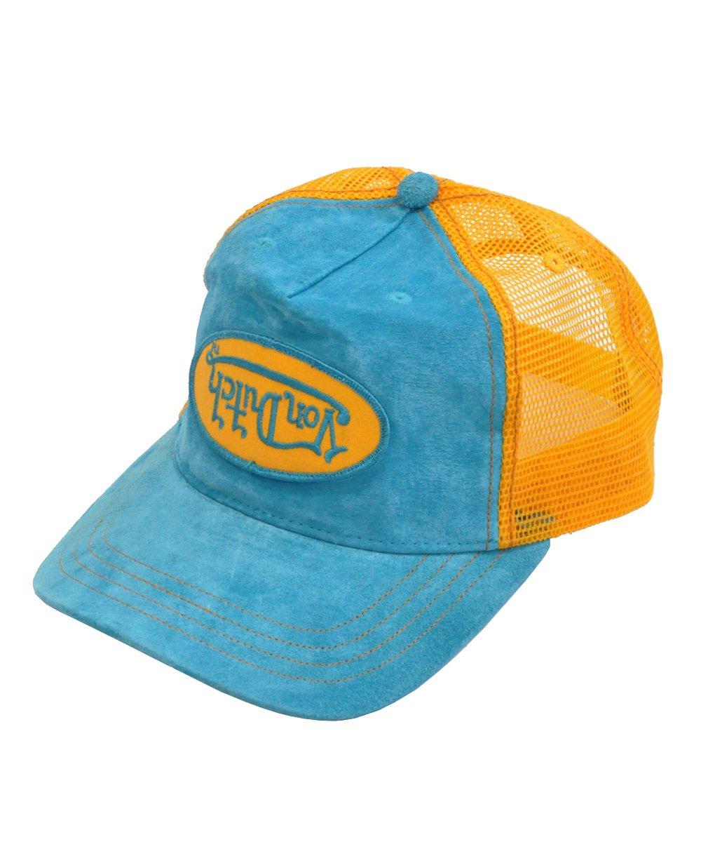 BON VUTCH CUSTOM TRUCKER CAP / ブルー [BA-201-14]