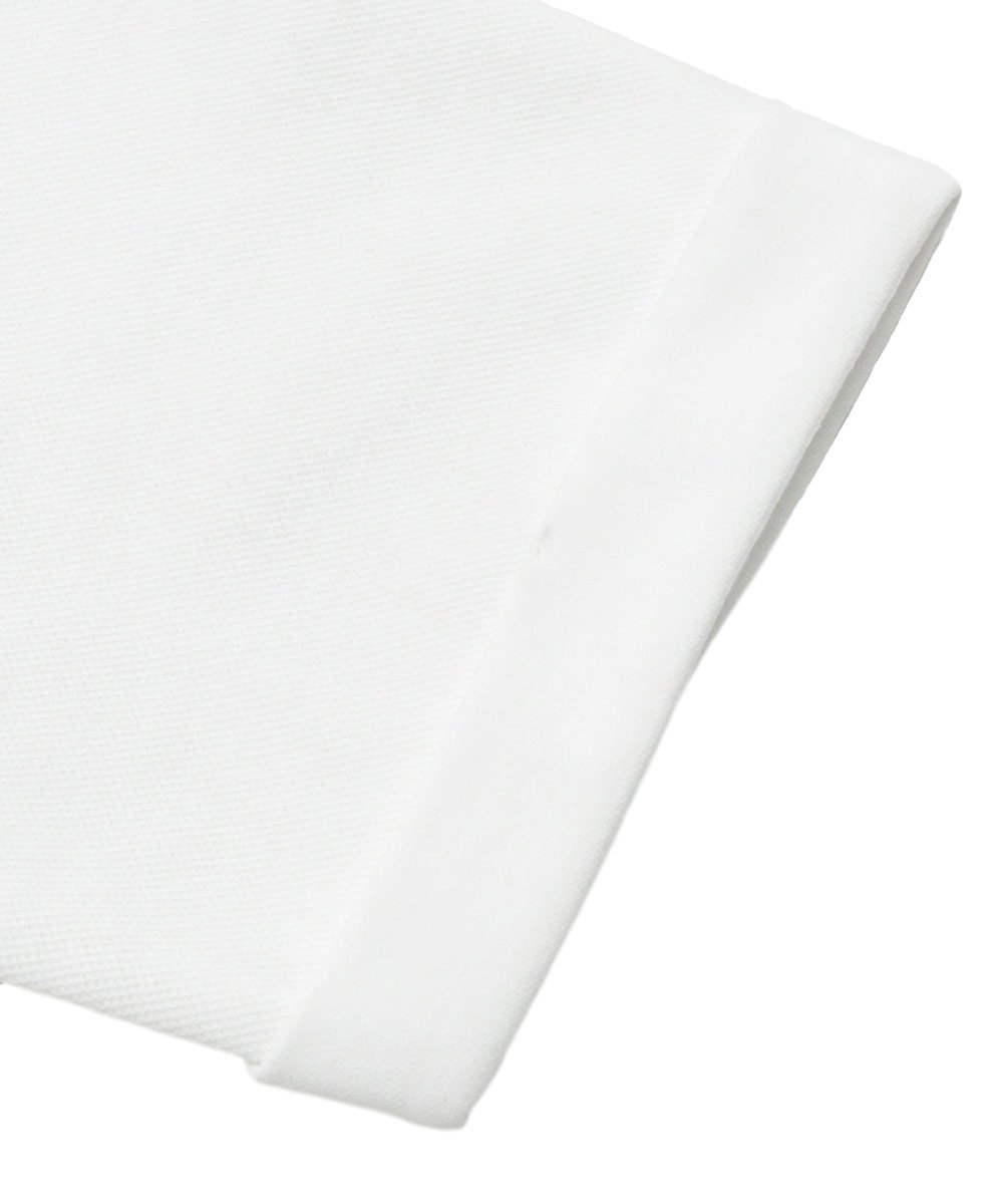 Double Hem T-Shirt / ホワイト [282-14400]