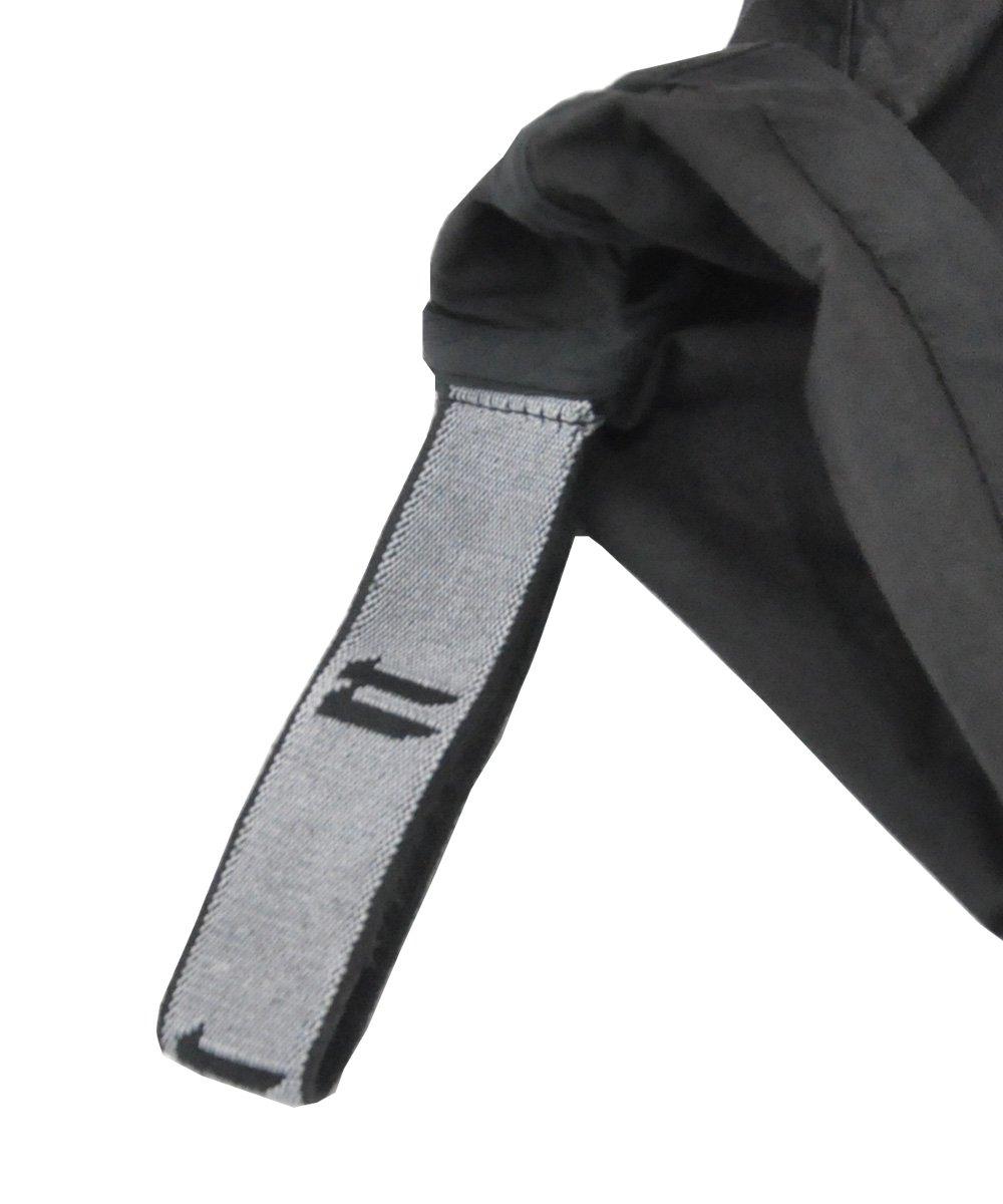 BLACK COATING CARGO PANTS / ブラック [P21B F-1426]