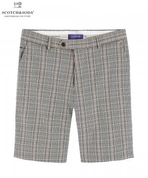 <img class='new_mark_img1' src='https://img.shop-pro.jp/img/new/icons5.gif' style='border:none;display:inline;margin:0px;padding:0px;width:auto;' />Patterned Dress Shorts / グレンチェック [292-12530]