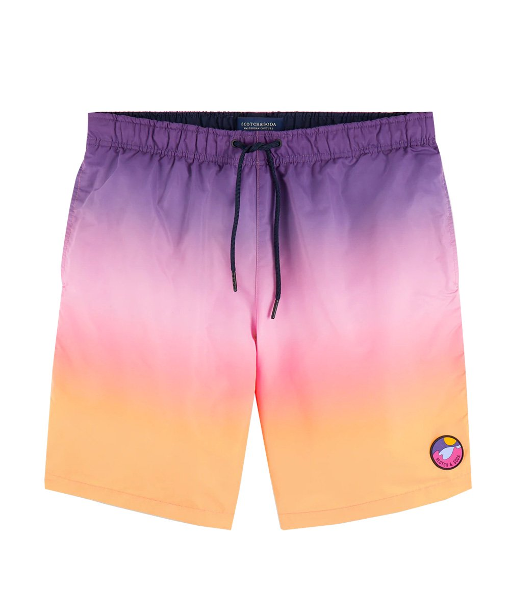 Gradient Swim Shorts / グラデーションA [292-18606]