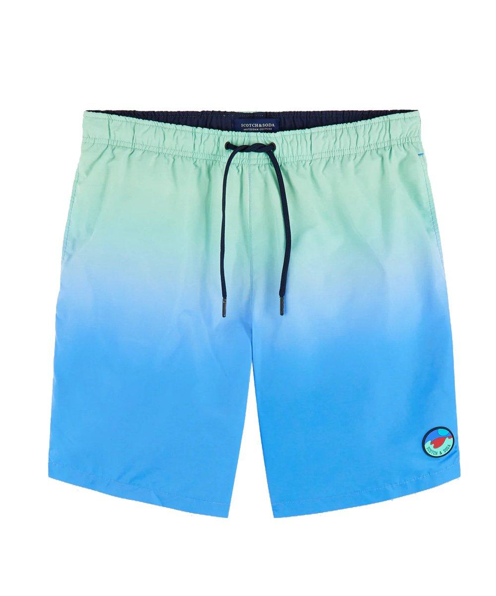 Gradient Swim Shorts / グラデーションB [292-18606]