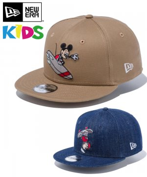 Kid's Youth 9FIFTY ディズニー / 2カラー