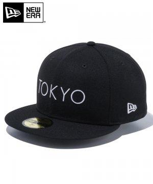 59FIFTY TOKYO ロゴ1 / ブラック [12533271]