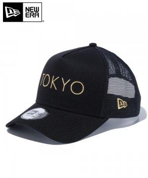 9FORTY A-Frame トラッカー TOKYO ロゴ / ブラック [12533255]