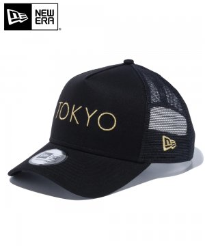 <img class='new_mark_img1' src='https://img.shop-pro.jp/img/new/icons61.gif' style='border:none;display:inline;margin:0px;padding:0px;width:auto;' />9FORTY A-Frame トラッカー TOKYO ロゴ / ブラック [12533255]