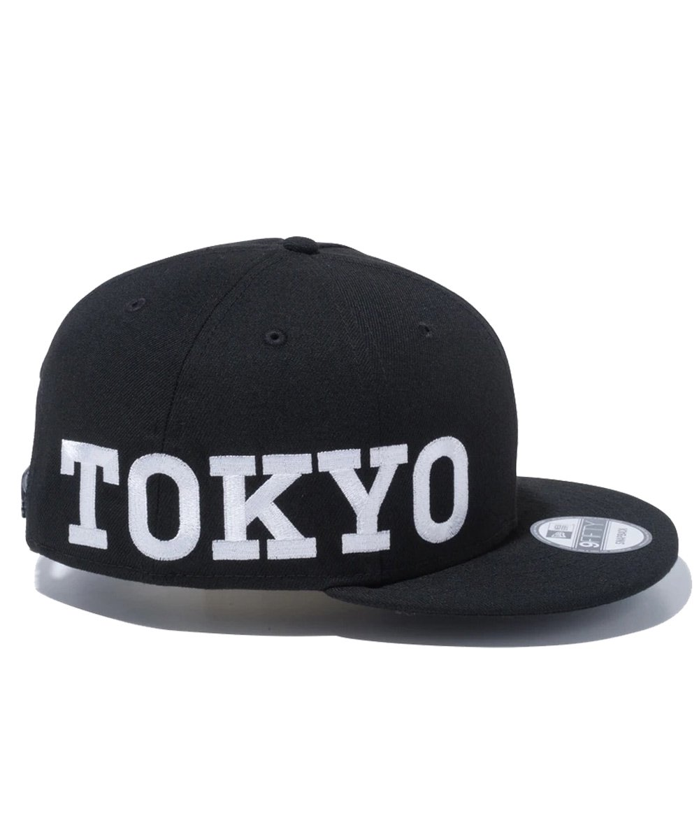 <img class='new_mark_img1' src='https://img.shop-pro.jp/img/new/icons61.gif' style='border:none;display:inline;margin:0px;padding:0px;width:auto;' />9FIFTY TOKYO ライトサイド ロゴ / 2カラー