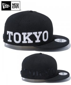 9FIFTY TOKYO ライトサイド ロゴ / 2カラー
