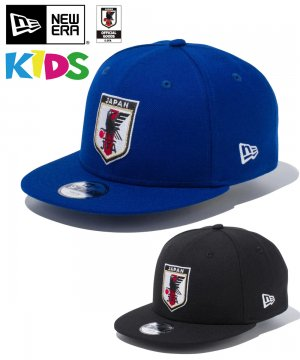 <img class='new_mark_img1' src='https://img.shop-pro.jp/img/new/icons61.gif' style='border:none;display:inline;margin:0px;padding:0px;width:auto;' />Kid's Youth 9FIFTY サッカー日本代表 Ver. / 2カラー