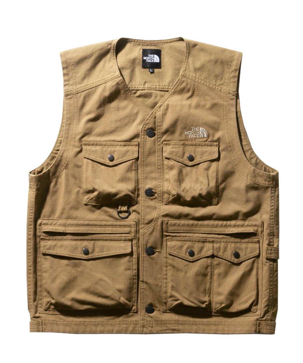 Firefly Camp Vest / ブリティッシュカーキ (BK) [NP22036]